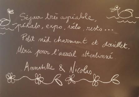 Annabelle et Nicolas
