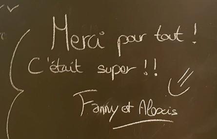 Fanny et Alexis