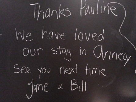 Jane and Bill