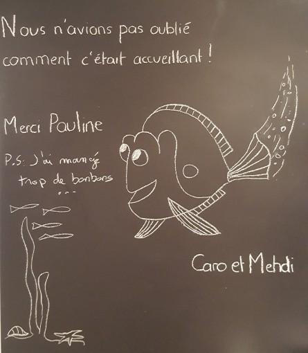Caro et Mehdi : le retour !