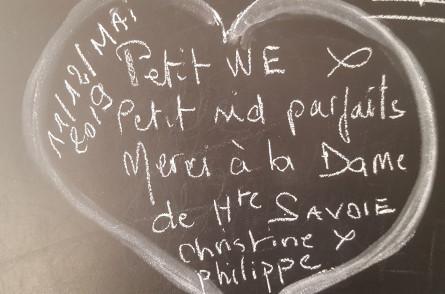 Christine et Philippe