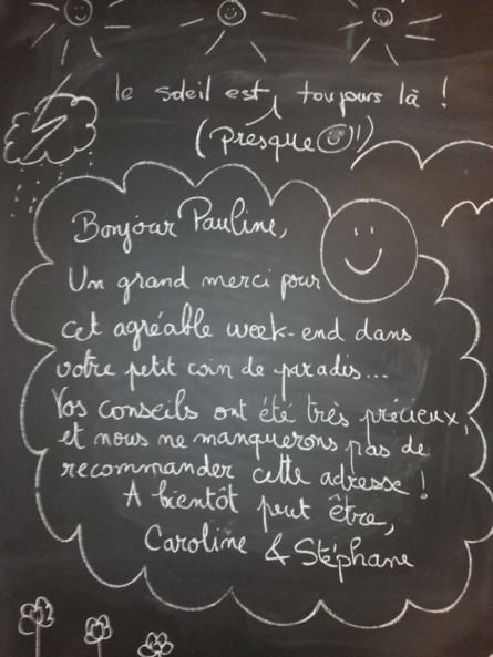 Caroline et Stéphane